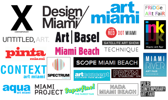 Miami Art Week 2016 GUIDE: More Than 20 Art Fairs To Visit