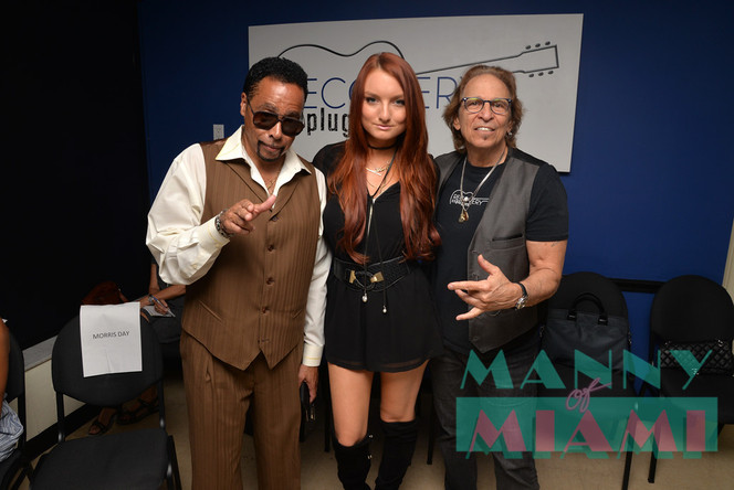 Morris Day Visits Recovery Unplugged