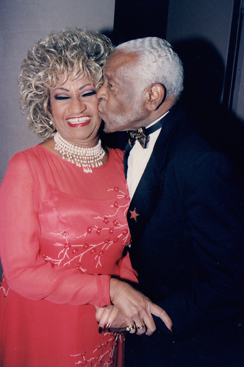 Celia Cruz & Pedro Knight