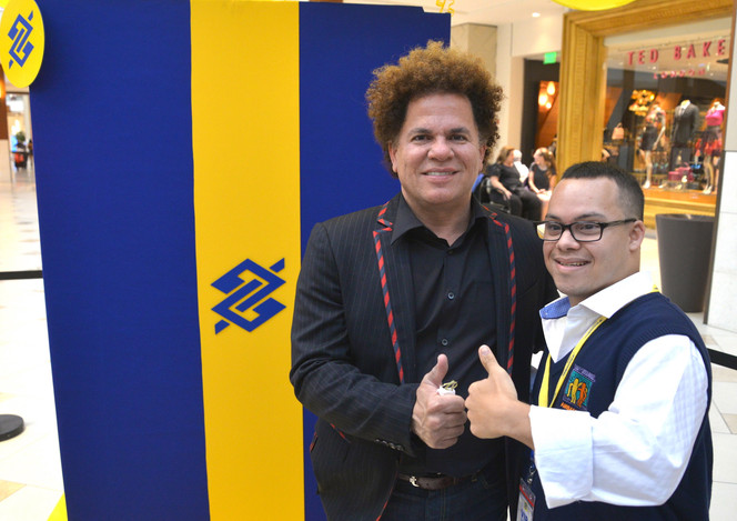 BB Americas Launches New Credit Card Collection with Artist Romero Britto