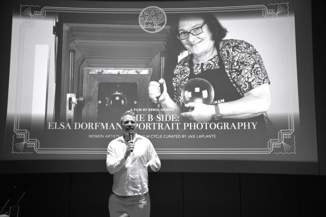 New Documentary THE B-SIDE: Elsa Dorfman Portrait Photography Screening at Faena