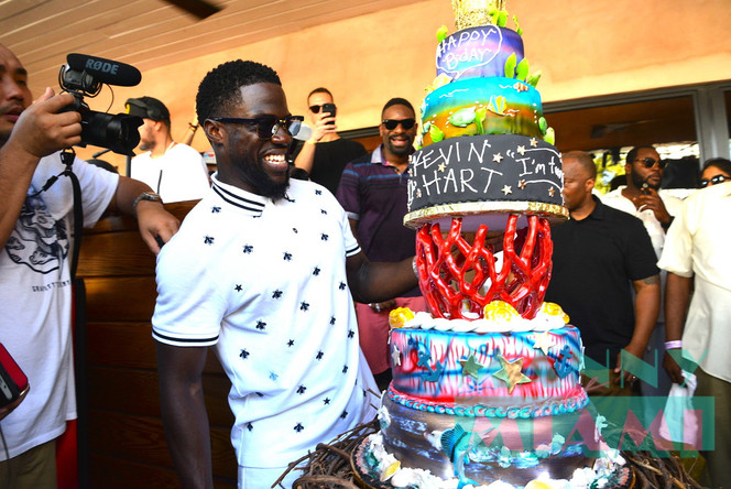 VIDEO: IRIE Weekend Kevin Hart Celebrates Bday