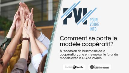 Comment se porte le modèle coopératif?