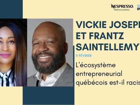L'écosystème entrepreneurial québécois est-il raciste?