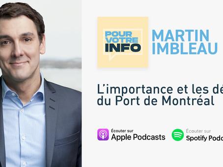 L'importance stratégique et les défis du Port de Montréal