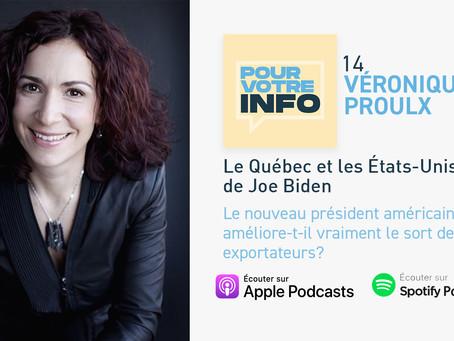 Le Québec et les États-Unis : comment vont nos exportations?