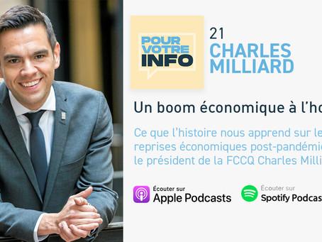 Un boom économique à l'horizon?