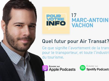 Quel avenir pour Air Transat?