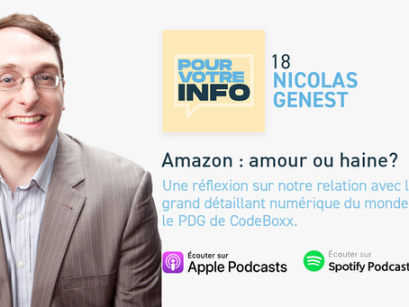 Amazon : amour ou haine?