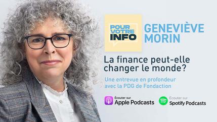 La finance peut-elle changer le monde?