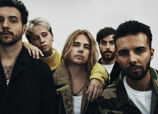 Festival GIG : Nothing But Thieves Op Pukkelpop 2018 !