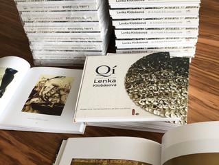 Libro de MAC San Luis Potosí. Obra: Lenka Klobásová, texto: Luis Ignacio Sáinz