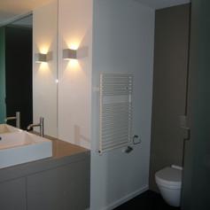 transformation d'un appartement à Genève . mandat réalisé chez Omarini Micello Architectes SA