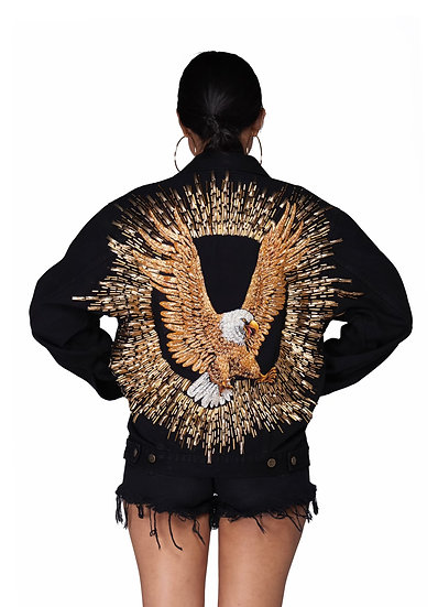 The Wing of God Jacket
