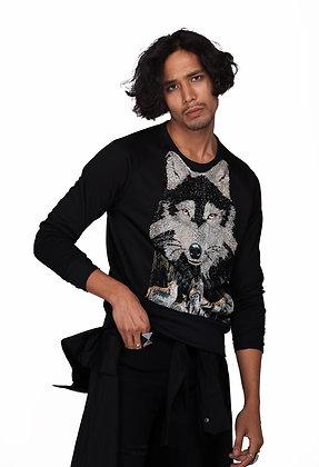 The Wolf Gangster Sweatshirt