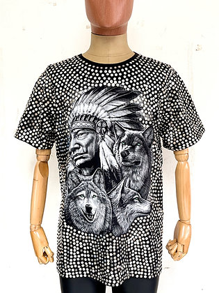The Indian Silver Universe Tee