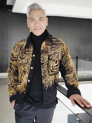 The Golden Peacock Jacket
