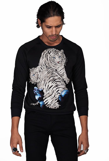 The Twin Tiger Sweatshirt