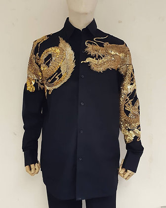 The Golden Thaiger-Man Shirt