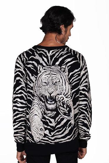 The Silver Thaiger-Man Sweatshirt