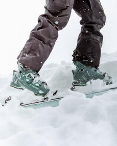 Atomic Skis for Ravel Media - Wasatch Range, UT