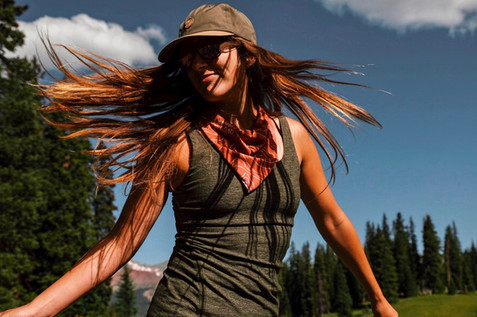 Laura Borichevsky at Project16X - Telluride, CO