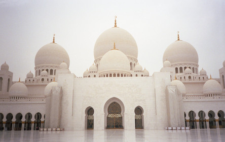 Sheik Zayed Mosque 2017