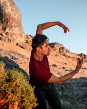 Fausto Rivera - Ririe-Woodbury Dance Company