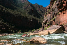 Holiday River Expeditions, Gates of Ladore