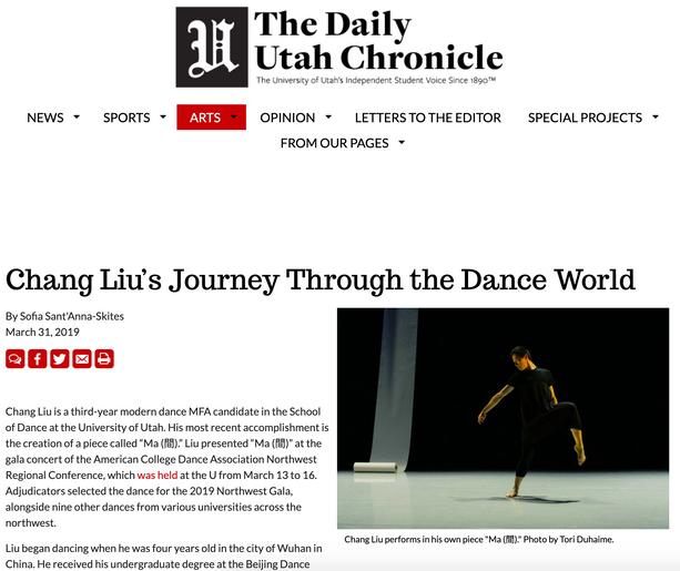 The Dailey Utah Chronicle