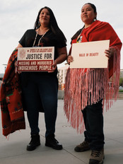 Missing and Murdered Indigenous Women Day 2019