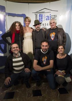 Premio AISGE 2017 Payasos sin Fronte