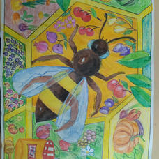 there is no life without bees