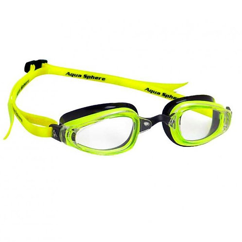 Óculos de Natação Aquasphere K180 Lente Transparente