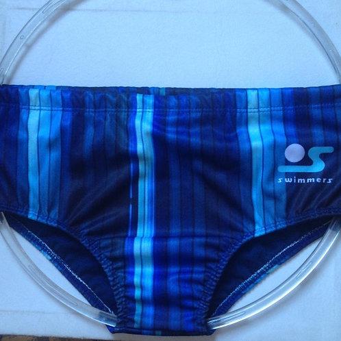 Sunga Swimmers Listras Blue ( Larga)