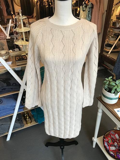 POL Chiffon Sweater Dress