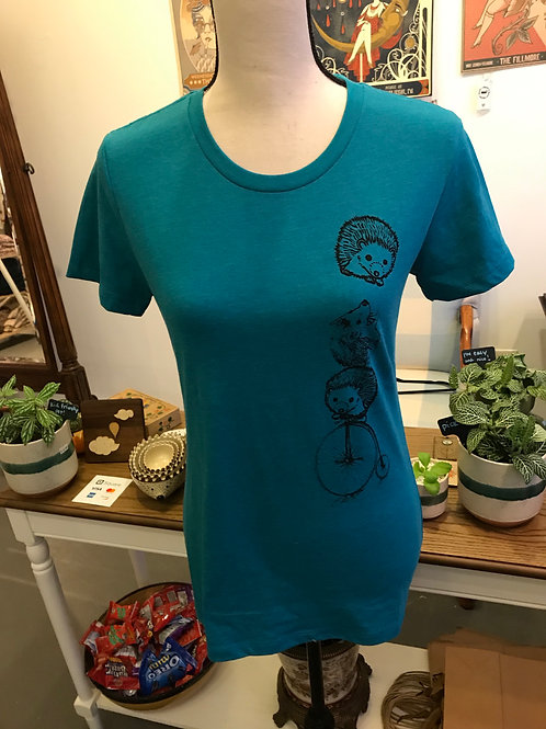 Revival Ink Hedgehog T Shirt