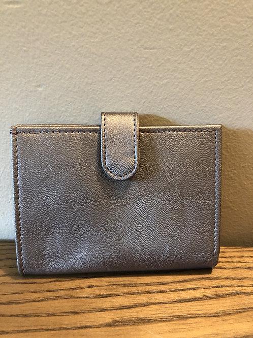 Anju Wallet in Silver
