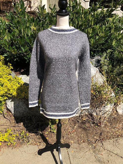 Hem & Thread Grey Sweater
