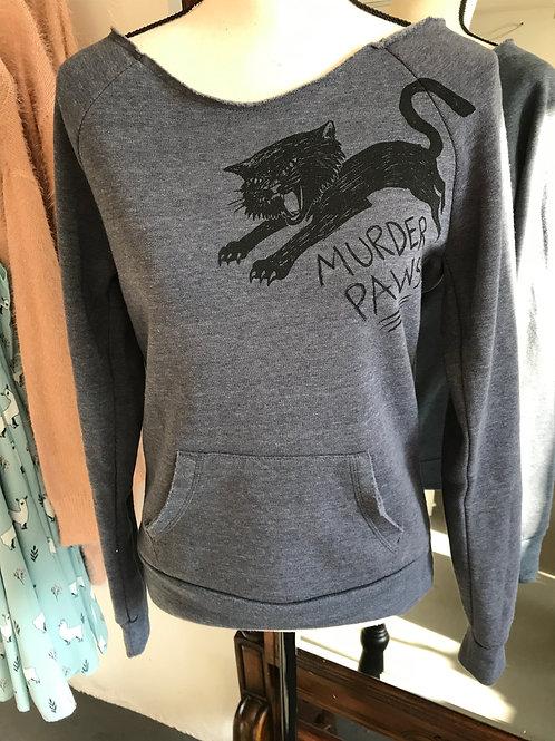 Revival Ink Murder Paws Sweatshirt