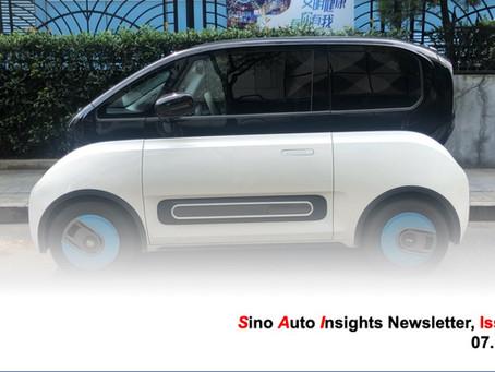 Didi Saga Continues, Tesla FSD 9.0 Beta, Vehicle Sales -> Service Fees - SAI Newsletter 27