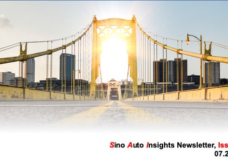 Innovation in Vehicle Design, E-Bikes Attract Investment, Sanlunches in the US - SAI Newsletter #29