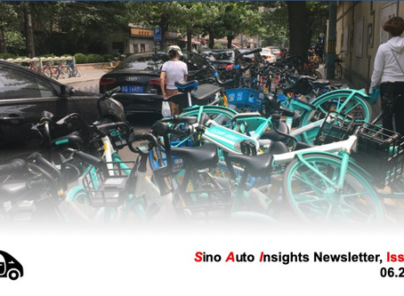 Updated NEV Quotas for China, Byton on the Ropes, VW's Open Source Dilemma - SAI Newsletter #24