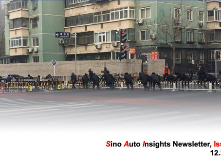 2020 In Review, Tesla Shanghai Giga Expośe, Who Will Build The Apple Car - SAI Newsletter 49