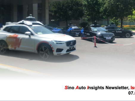 Didi's Troubled IPO, Tesla & Beijing on the Outs, Mobility for ALL - SAI Newsletter #26