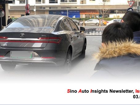 India Eyes Tesla, 两会 & the China EV Sector, The Switch to Selling Services - SAI Newsletter 9