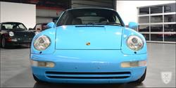 993 Cabriolet Riviera Bleu
