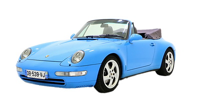 993 Cabriolet Porsche Classic