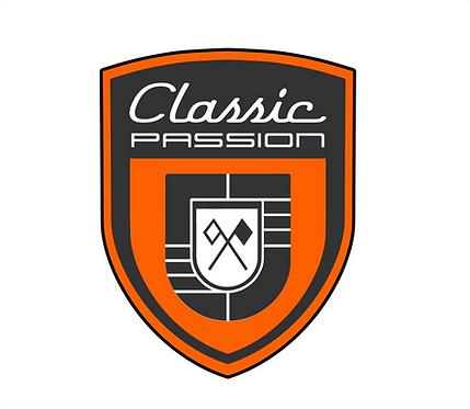 Autocollant du logo officiel de Classic Passion 911