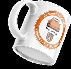 Mug Porsche Classic